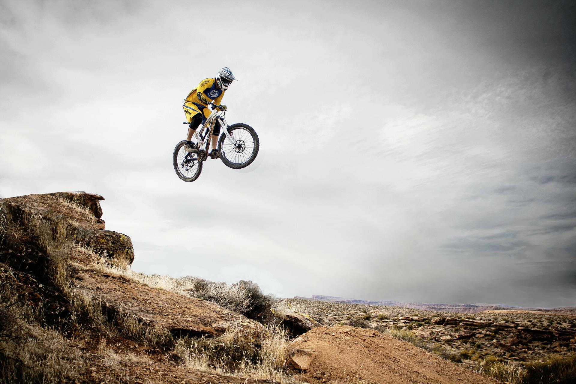 Modalidades de Mountain Bike: Downhill