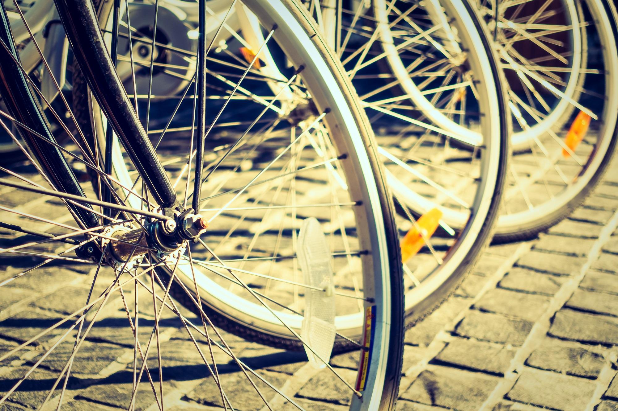 Tipos de bike: rodas