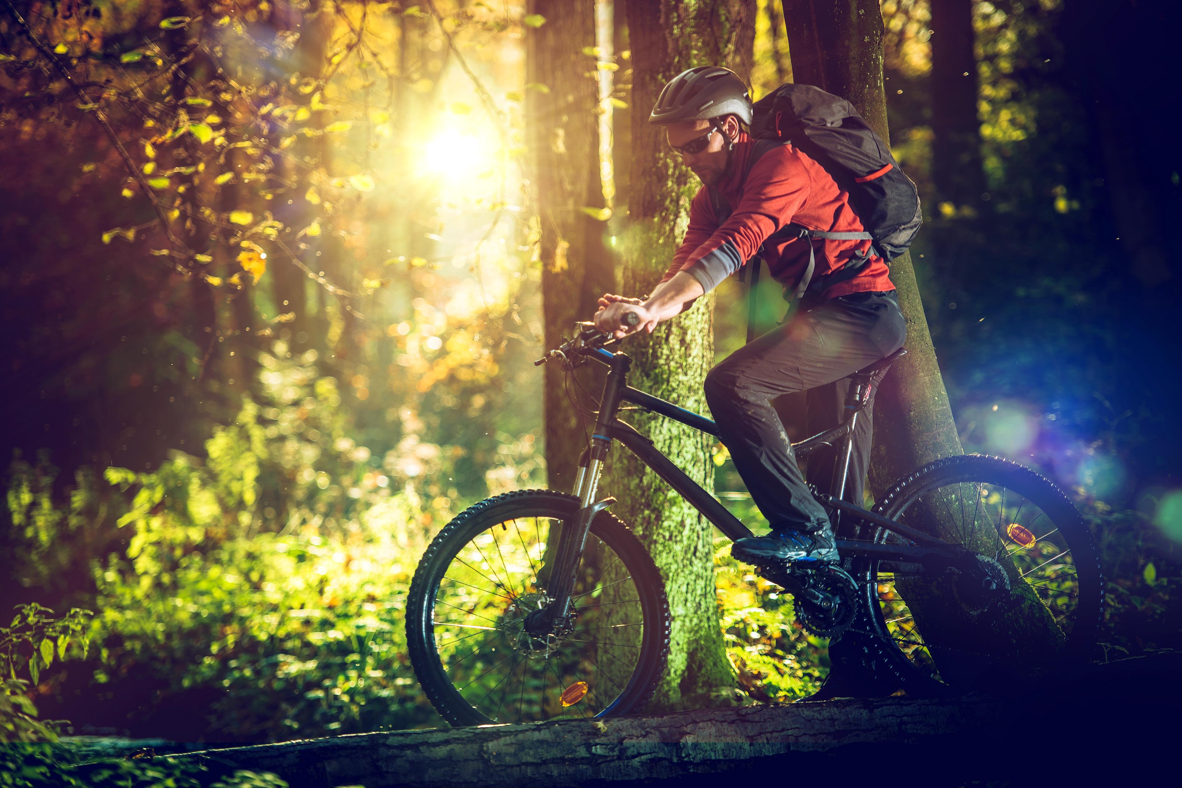 trilhas para Mountain Bike