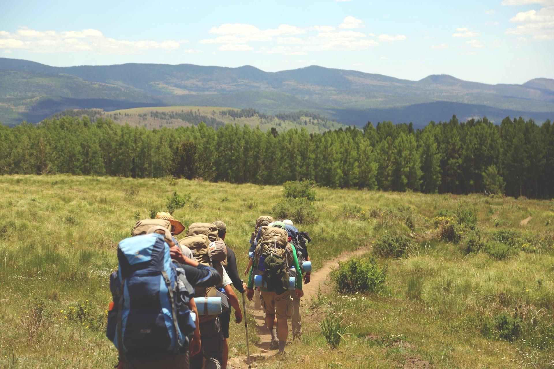 Equipamentos para acampar: trekkers