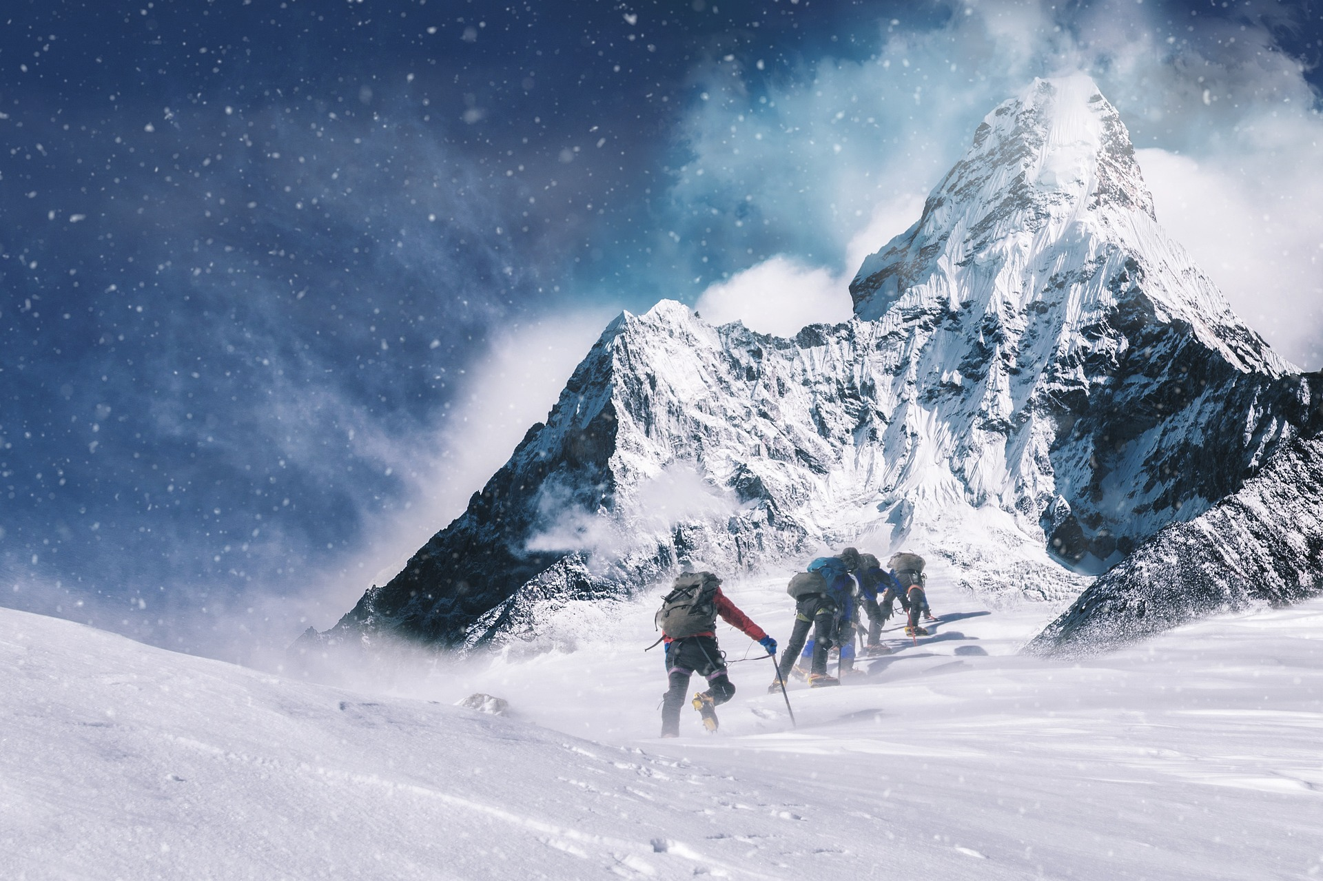 Escalada e esportes verticais: alpinismo
