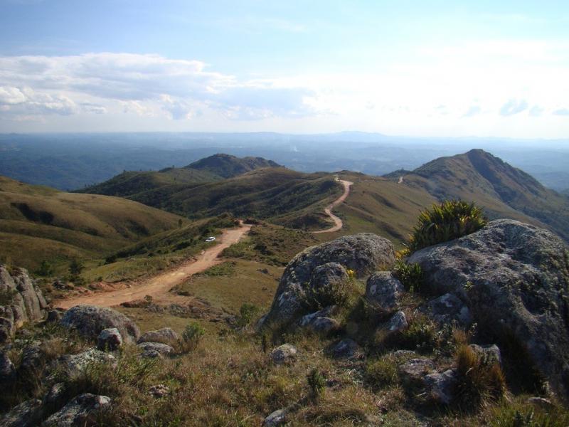 Trilhas para Mountain Bike: Circuito das Araucárias - Campos do Quiriri