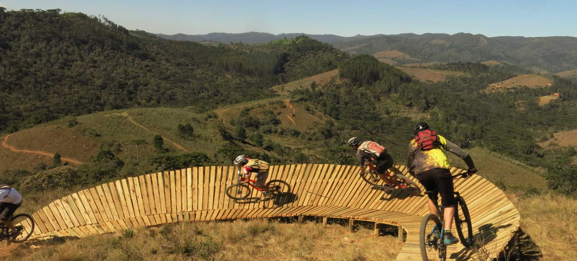 Trilhas para Mountain Bike: Zoom Bike Park