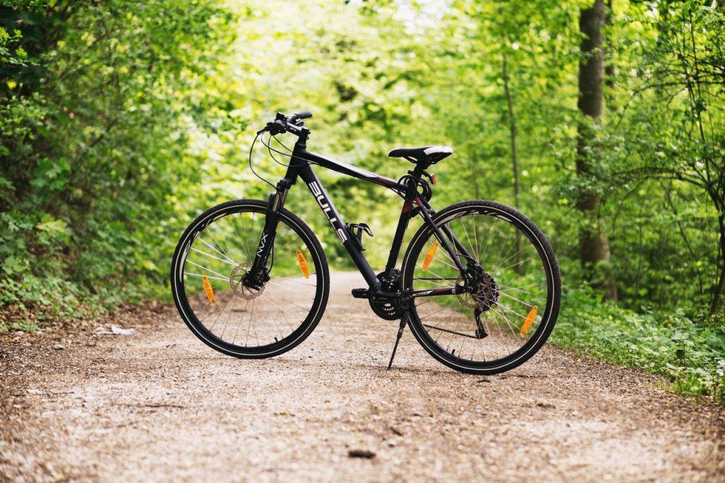 bike na trilha