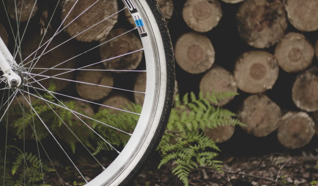 pneu da bike
