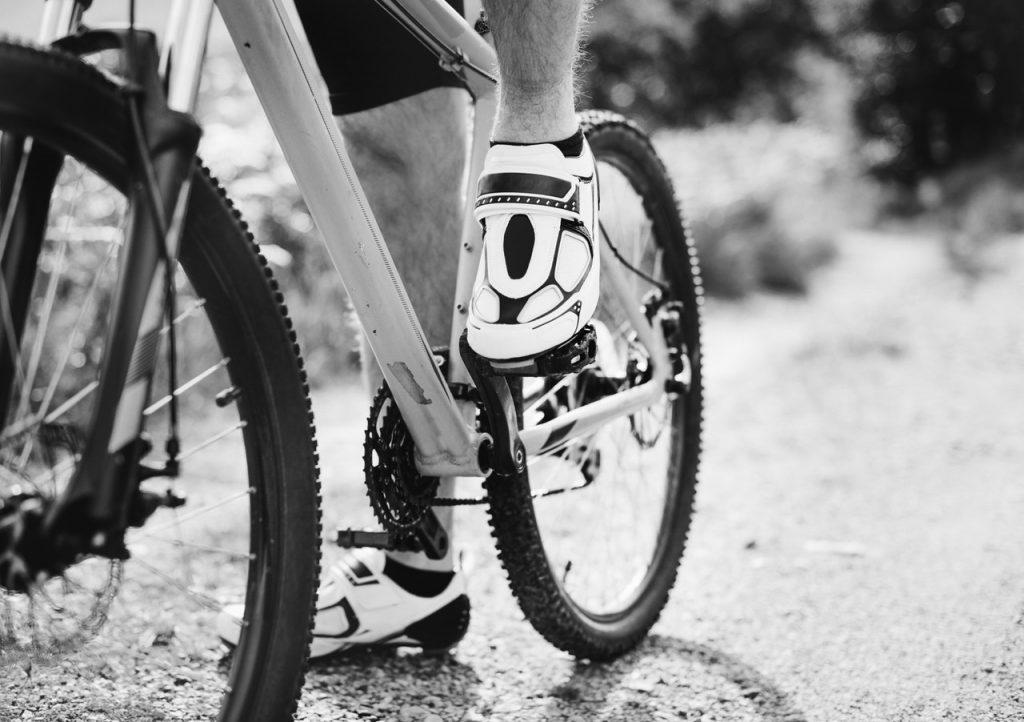 limpar sua própria bike