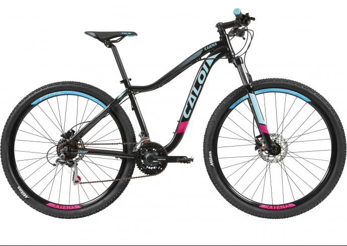 bikes de entrada para mulheres Caloi Kaiena Sport