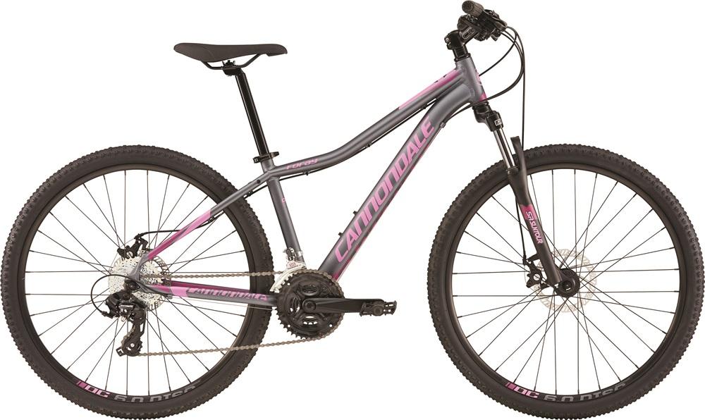 bikes de entrada para mulheres Cannondale Foray 3