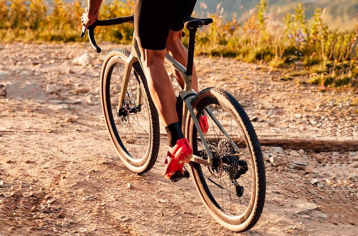 Modelo de bicicleta Gravel