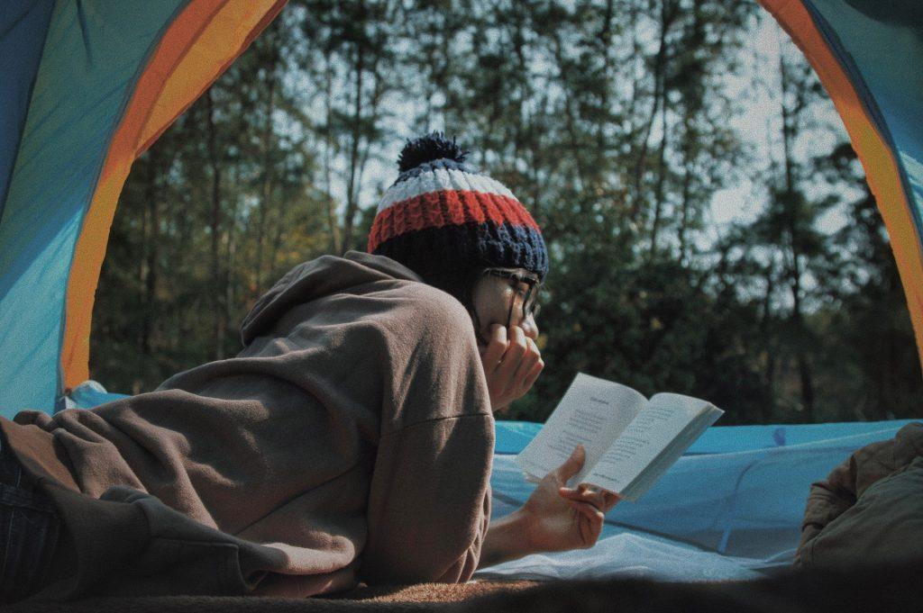 O camping é sempre uma experiência incrível