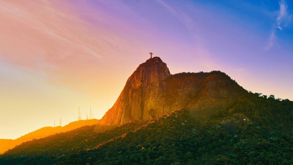 A escalada é uma atividade muito popular no Brasil