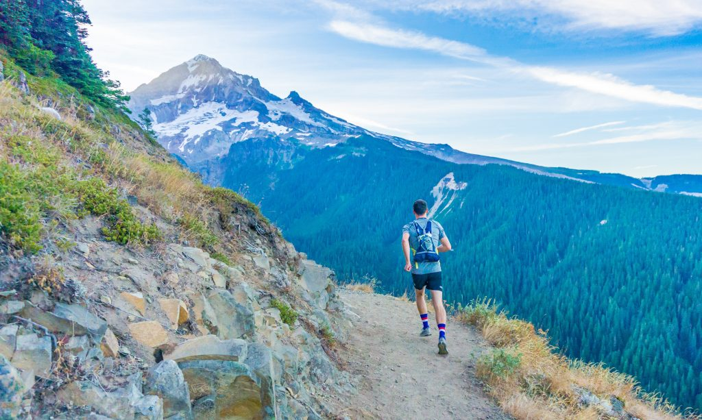 É importante fazer uma transição gradual da corrida no asfalto para o trail running